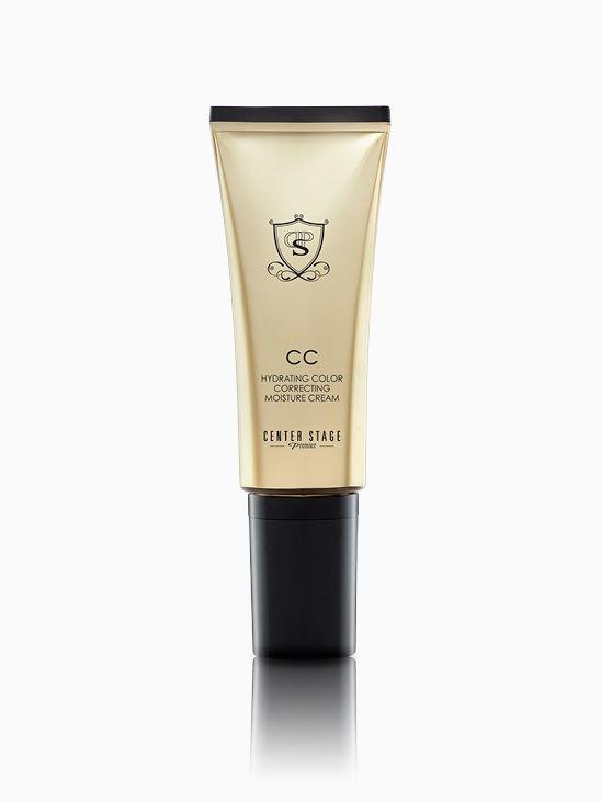 CC Hydrating Color Correcting Moisture Cream - 3N Medium
