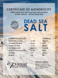 Dead Sea Aromatic Salt Scrub - Exotic Scent A76e