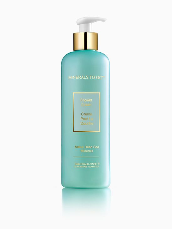 Minerals-To-Go - Shower Cream T6