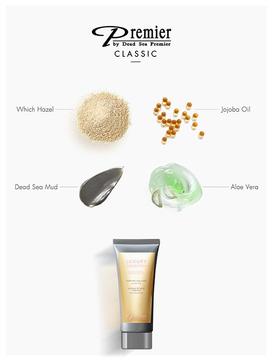 Purifying Mud Mask for Face & Body A141e