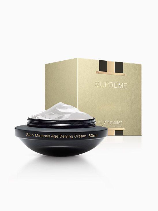 Supreme Skin Minerals Age Defying Cream PS20