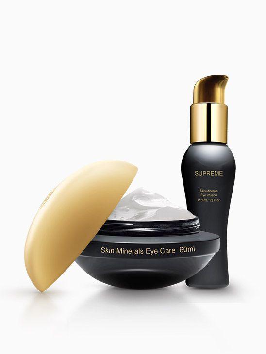 Supreme Skin Minerals Eye Infusion & Eye Care PS7U-PS6U