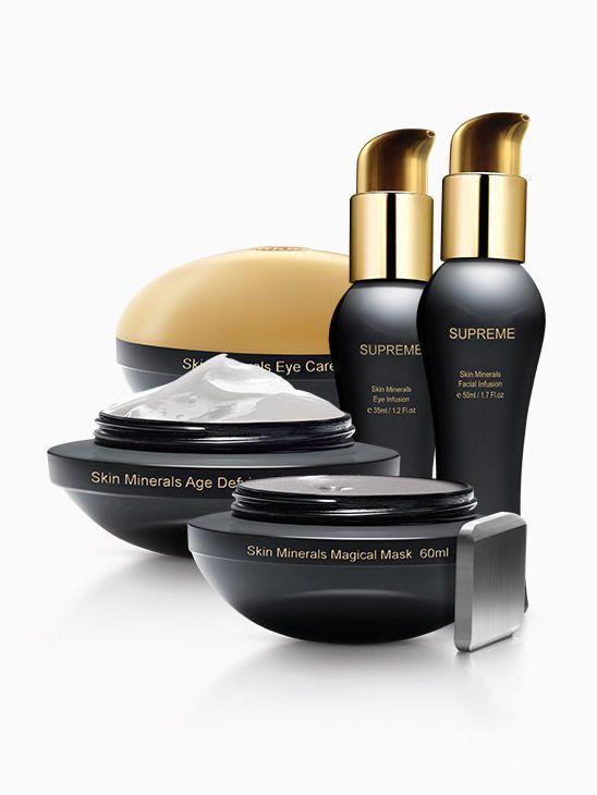 Supreme Skin Minerals Kit PS20-PS9-PS8-PS7U-PS6U
